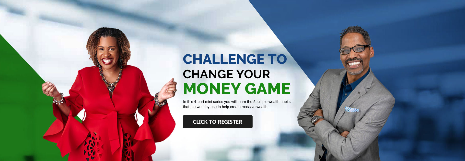 Challenge to change your money game